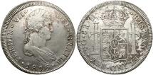 World Coins - GUATEMALA: Ferdinand VII 1816 NG 8 Reales