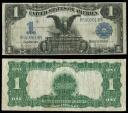 1899 1 Dollar Fine