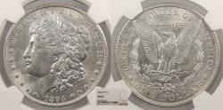 Us Coins - 1894 O Morgan 1 Dollar (Silver) NGC AU-53
