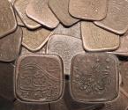 World Coins - INDIAN STATES: Bahawalpur AH 1342 or 1343 (1923-1925) AE Paisa AU/UNC