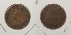 World Coins - CANADA: 1926 Cent