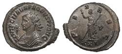 Ancient Coins - Probus 276-282 A.D. Antoninianus Siscia Mint Good VF