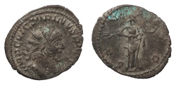 Ancient Coins - Victorinus 268-270 A.D. Antoninianus Southern Mint VF