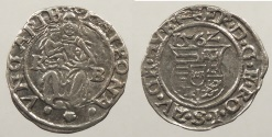 World Coins - HUNGARY: 1562-KB Denar