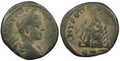 Ancient Coins - Cappadocia Caesarea Severus Alexander 222-235 A.D. AE26 Fine