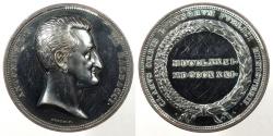 World Coins - AUSTRIA: Vienna 1831 Anton Frieherr von Baldacci 50 years service. 44mm Medal #WC63706