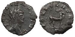 Ancient Coins - Gallienus 253-268 A.D. Antoninianus Rome Mint Near VF
