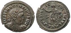 Ancient Coins - Constantine I, the Great 307-337 A.D. Follis Londinium (London) Mint EF