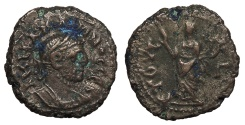 Ancient Coins - Egypt Alexandria Carinus 283-285 A.D. Tetradrachm Alexandria Mint VF