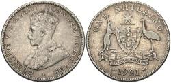 World Coins - AUSTRALIA: 1931 1 Shilling