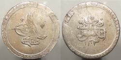 World Coins - OTTOMAN EMPIRE: Turkey 1203 Yr 15 (1803) Selim III; Islambol Mint 2 Kurush