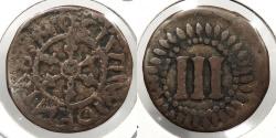 World Coins - GERMAN STATES: Wiedenbruck 1681 3 Pfennig