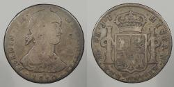 World Coins - PERU: 1810-LIMAE JP 8 Reales