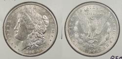 Us Coins - 1892 Morgan 1 Dollar (Silver)
