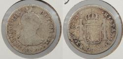 World Coins - MEXICO: 1781-Mo FF Charles III Real