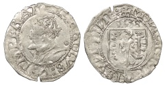 World Coins - FRANCE Besançon Charles V, as Holy Roman Emperor 1530-1556 Blanc 1538 VF