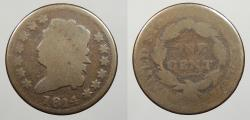 Us Coins - 1814 Classic Head 1 Cent