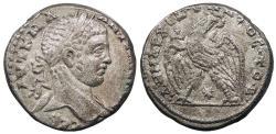 Ancient Coins - Seleukis and Pieria Syria Antioch Elagabalus 218-222 A.D. Tetradrachm Antioch Mint Good VF