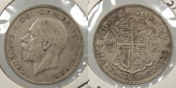 World Coins - GREAT BRITAIN: 1935 Halfcrown