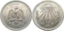 World Coins - MEXICO: 1920-M 1 Peso
