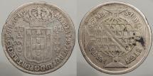 World Coins - BRAZIL: 1781 160 Reis