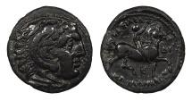 Ancient Coins - Kings of Macedon Kassander 319-297 B.C. AE20 Good VF