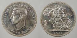 World Coins - GREAT BRITAIN: 1951 Crown