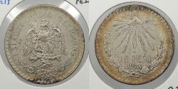 World Coins - MEXICO: 1924 Peso