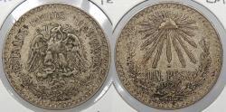 World Coins - MEXICO: 1926 Peso