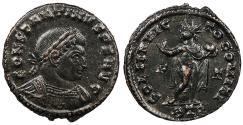 Ancient Coins - Constantine I, the Great 307-337 A.D. Follis Trier Mint Choice EF