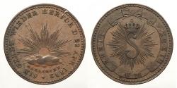 World Coins - GERMAN STATES: Baden 1832 Medallic issue Kreuzer Medallic Kreuzer