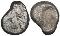 Ancient Coins - Achaemenid Kings Time of Xerxes I to Darius II c. 485-420 B.C. Siglos