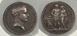 World Coins - FRANCE: 1810 Medal