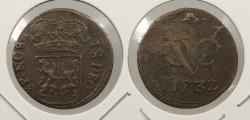 World Coins - NETHERLANDS EAST INDIES: Gelderland 1732 Duit