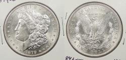 Us Coins - 1879 O Morgan 1 Dollar (Silver)