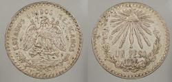 World Coins - MEXICO: 1926-M Peso