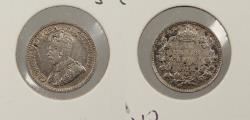 World Coins - CANADA: 1912 5 Cents
