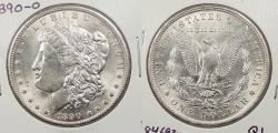 Us Coins - 1890 O Morgan 1 Dollar (Silver)