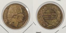 World Coins - GERMANY: ND (circa 1805) Friedrich von Schiller death commem. 22mm medal