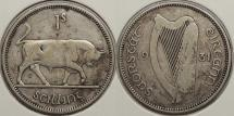 World Coins - IRELAND: 1931 Shilling