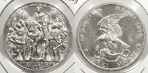 World Coins - GERMAN STATES: Prussia 1913-A Victory over Napoleon 3 Mark