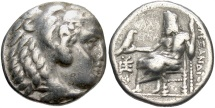 Ancient Coins - Kings of Macedon Alexander III 'the Great' 336-323 B.C. Drachm