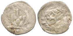 World Coins - GERMAN STATES Hall (in Swabia) Anonymous Civic Issue Circa 14th Century Handheller VF
