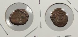 World Coins - INDIA: ND (1509-29) Vijayanagara Dynasty; Krishna Devaraya Kasu