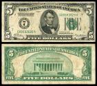 Us Coins - Chicago, Illinois 1928 5 Dollars F/VF