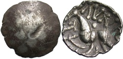 Ancient Coins - Britain North-Eastern series ('Corieltauvi') AVN COST Ca. A.D. 30-60 Unit