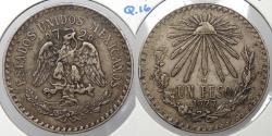 World Coins - MEXICO: 1927 Peso