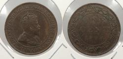 World Coins - CANADA: 1904 Edward VII Cent