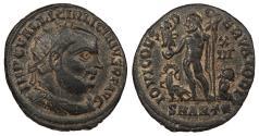 Ancient Coins - Licinius 308-324 A.D. Follis Antioch Mint Good VF