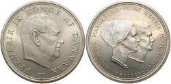 World Coins - DENMARK: 1967 10 Kroner